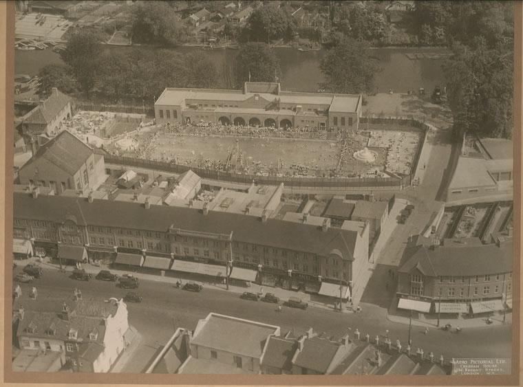 Lidos Alive Twickenham Baths