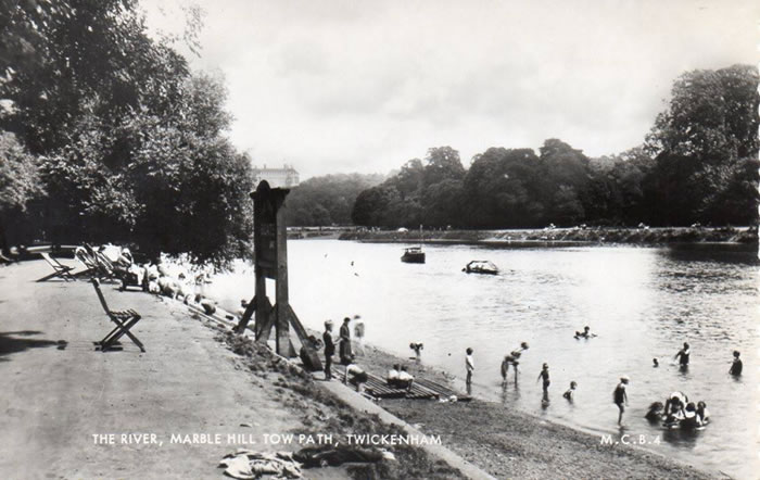 Marble Hill Lido
